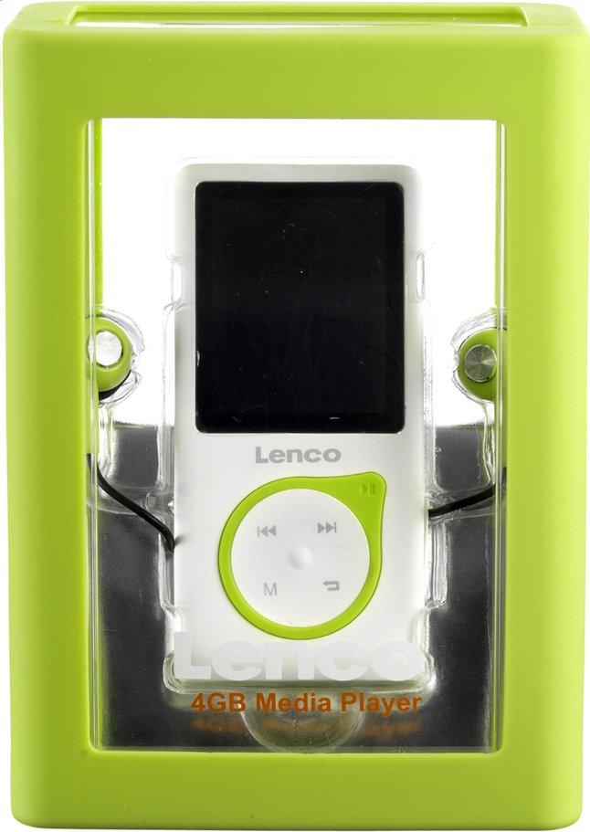 Afbeelding van Lenco mp4-speler Xemio-657 4 GB groen from ColliShop