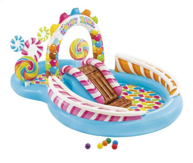 Afbeelding van Intex opblaasbaar speelcenter Candy Zone from ColliShop