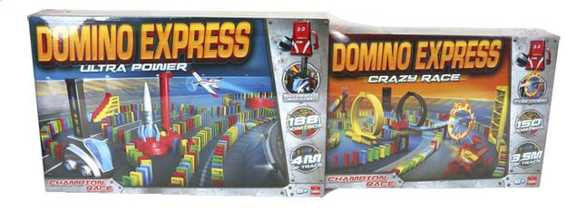 Afbeelding van Domino Express Ultra Power + Crazy Race from ColliShop