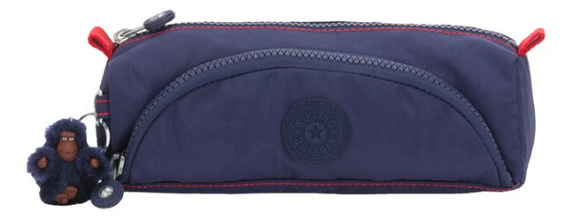 Afbeelding van Kipling pennenzak Cute Polish Blue C from ColliShop