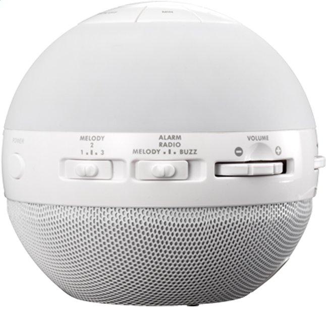 Image pour Lenco radio-réveil Wellness CRW-1 à partir de ColliShop
