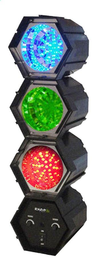 Afbeelding van ibiza led lichteffect 3 lampen running light from ColliShop