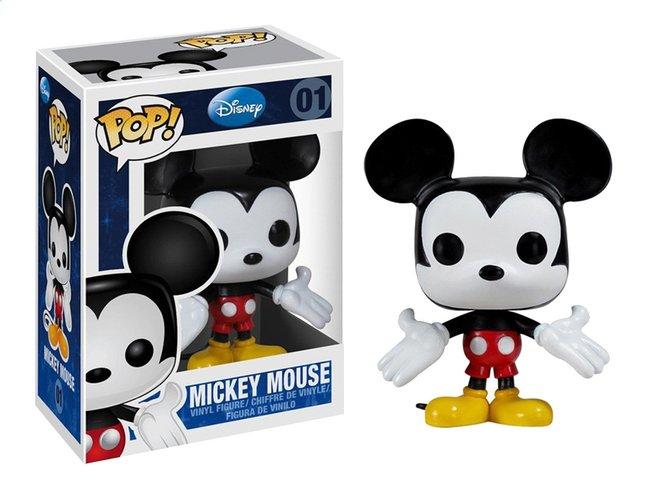 Image pour Funko figurine Disney Pop! Mickey Mouse à partir de ColliShop