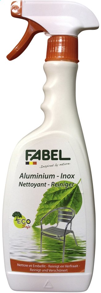 Afbeelding van Fabel aluminium- en inoxreiniger ECO Safe 0,5 l from ColliShop