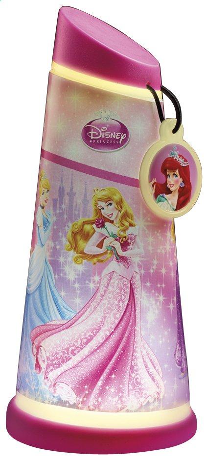 Afbeelding van Nacht-/zaklamp Go Glow Disney Princess from ColliShop