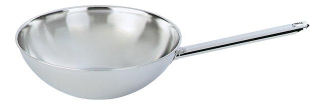 Image pour Demeyere wok en inox 30 cm à partir de ColliShop