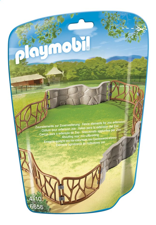 Afbeelding van Playmobil City Life 6656 Omheining from ColliShop