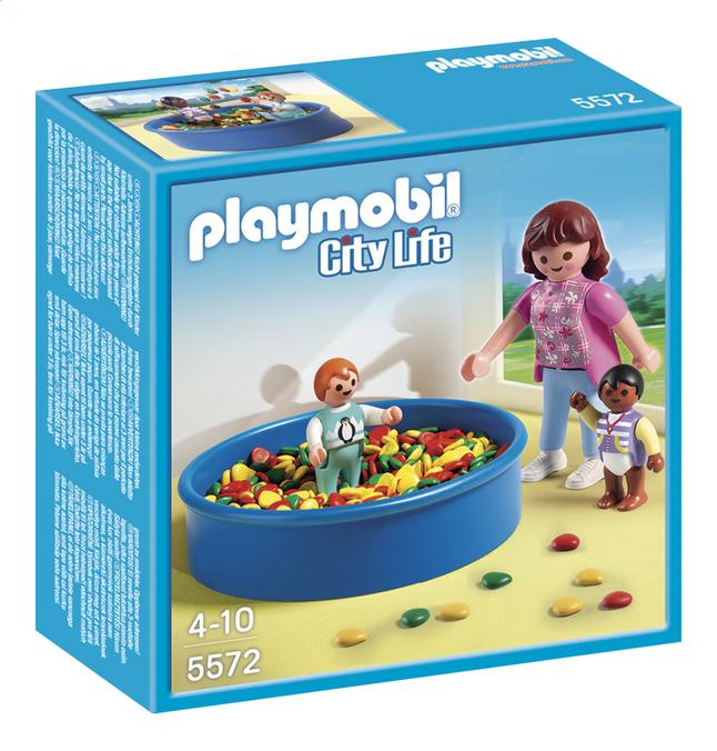 Afbeelding van Playmobil City Life 5572 Ballenbad from ColliShop