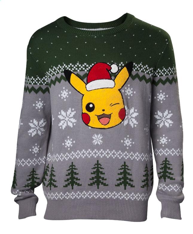 Kersttrui S.Kersttrui Pokemon Pikachu S Collishop
