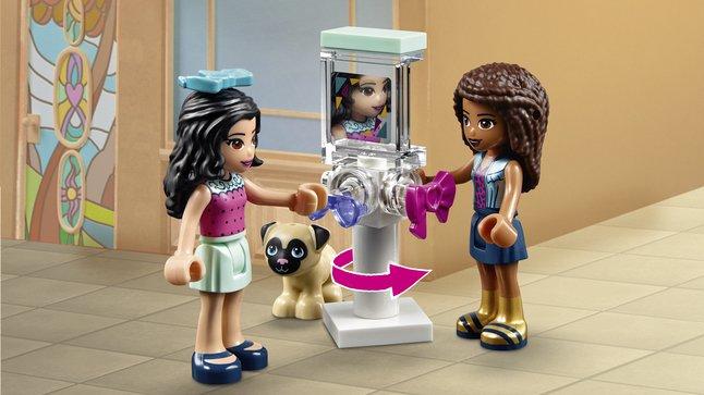 Friends La Boutique 41344 Lego D'andréa D'accessoires 3ALSc4jRq5