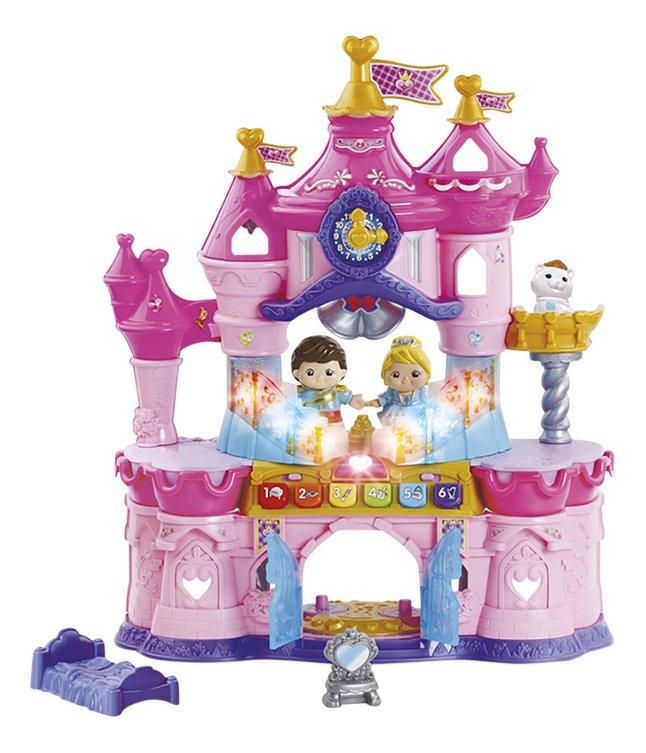 Image pour VTech Tut Tut Copains Le château des lumières enchantées + prince et princesse à partir de ColliShop