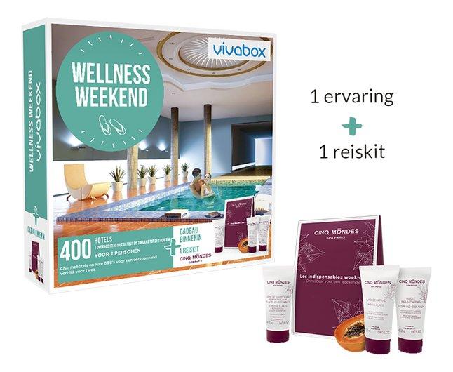 Afbeelding van Vivabox Wellness Weekend from ColliShop