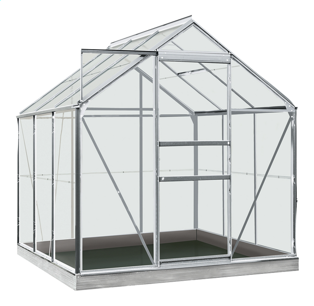 Afbeelding van ACD Serre Intro Grow Daisy 3.8 m² aluminium from ColliShop