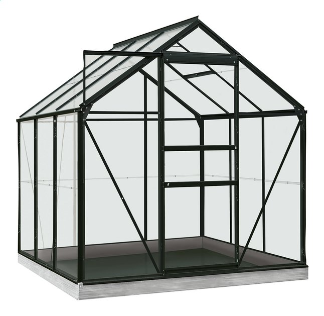 Afbeelding van ACD Serre Intro Grow Daisy 3.8 m² zwart from ColliShop