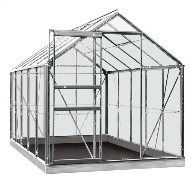 Afbeelding van ACD Serre Intro Grow Lily 6.2 m² aluminium from ColliShop