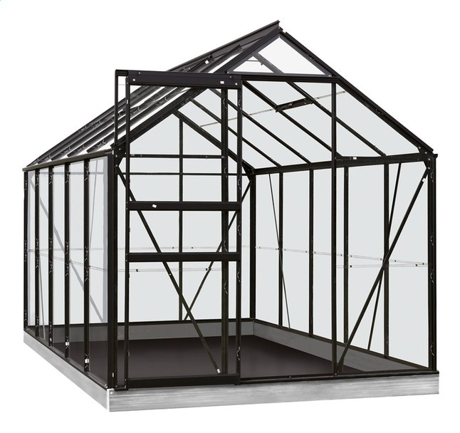 Afbeelding van ACD Serre Intro Grow Lily 6.2 m² zwart from ColliShop