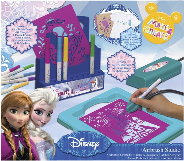 Afbeelding van Airbrush Studio Disney Frozen from ColliShop