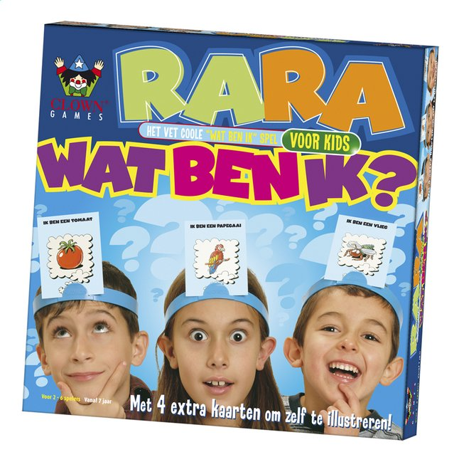 Afbeelding van Rara Wat ben ik? from ColliShop