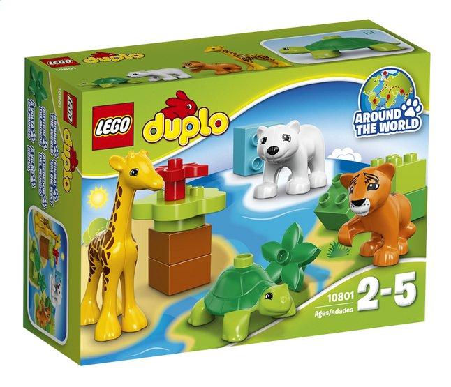 Image pour LEGO DUPLO 10801 Les bébés animaux du monde à partir de ColliShop