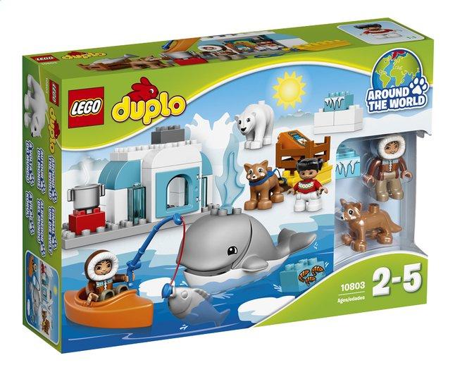 Afbeelding van LEGO DUPLO 10803 Poolgebied from ColliShop