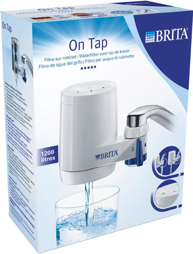 Afbeelding van BRITA waterfiltersysteem On Tap from ColliShop