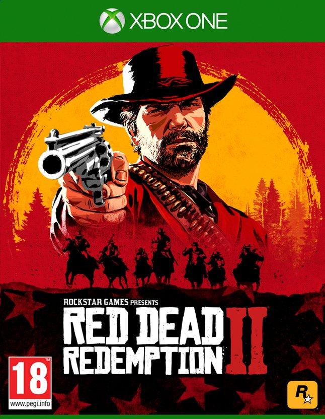 Image pour Xbox One Red Dead Redemption 2 FR à partir de ColliShop