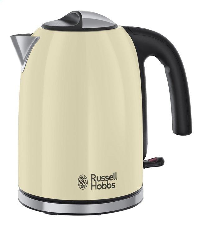 Russel Hobbs Waterkoker.Russell Hobbs Waterkoker Colours Plus Classic Cream