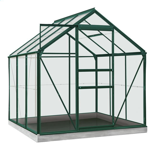 Afbeelding van ACD Serre Intro Grow Daisy 3.8 m² groen from ColliShop