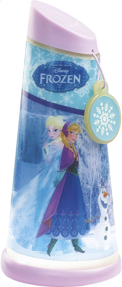 Afbeelding van GoGlow nacht-/zaklamp Disney Frozen from ColliShop