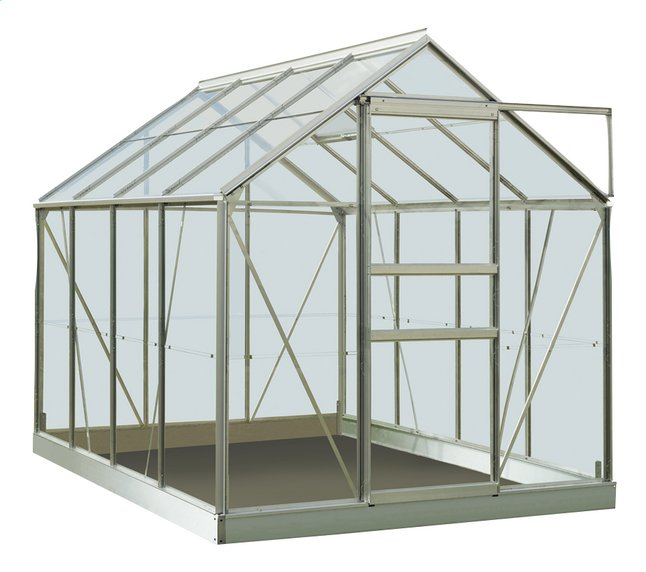 Afbeelding van ACD Serre Intro Grow Ivy 5 m² aluminium from ColliShop