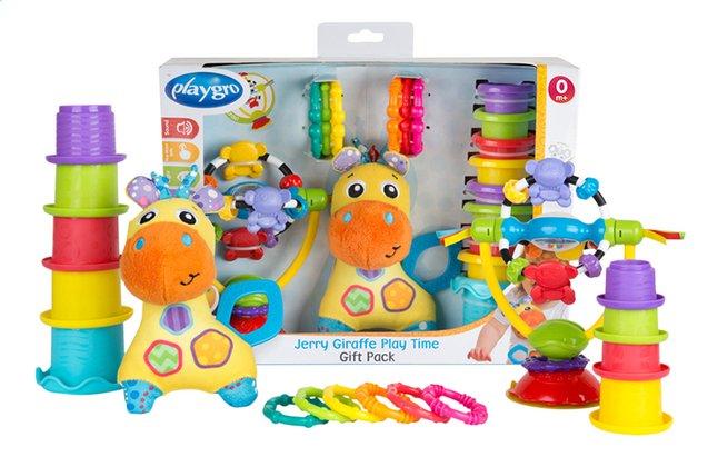 Afbeelding van Playgro activiteitenspeeltje Jerry Giraffe from ColliShop
