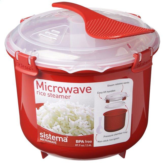 Image pour Sistema Cuiseur à riz Microwave à partir de ColliShop