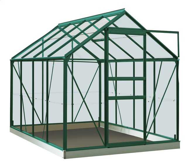 Afbeelding van ACD Serre Intro Grow Ivy 5 m² groen from ColliShop