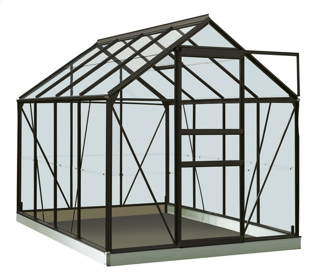 Afbeelding van ACD Serre Intro Grow Ivy 5 m² zwart from ColliShop