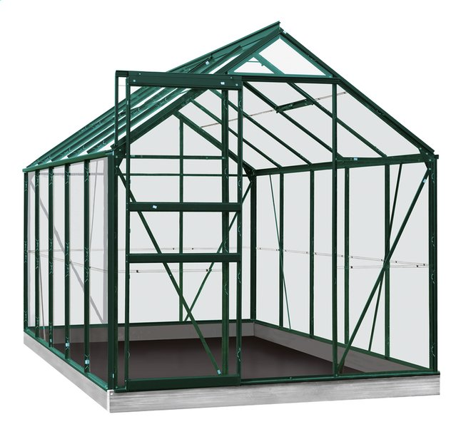 Afbeelding van ACD Serre Intro Grow Lily 6.2 m² groen from ColliShop