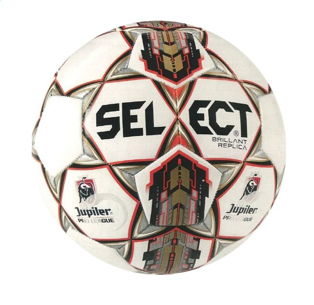Afbeelding van Select voetbal Brillant Replica Jupiler Pro League maat 1 from ColliShop