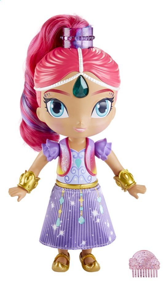 Fisher-Price Pop Shimmer & Shine Wens & draai Shimmer