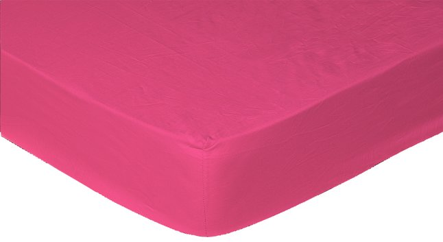 Image pour Sleepnight drap-housse fuchsia à partir de ColliShop