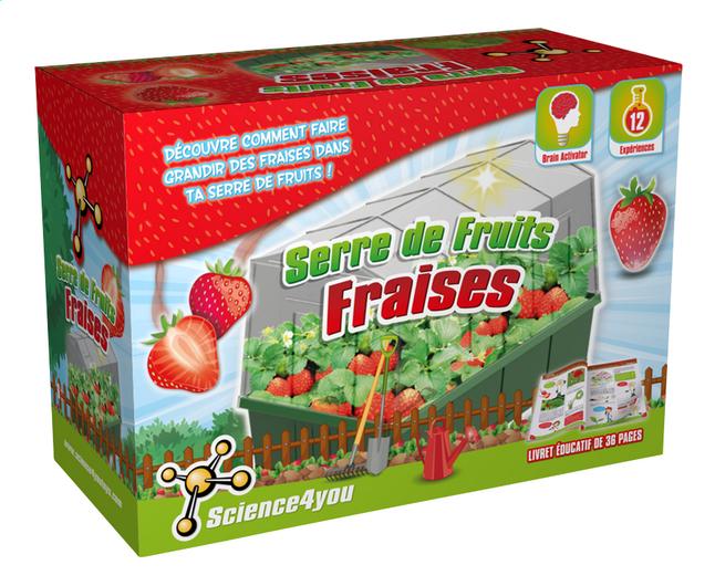Image pour Science4you Serre de Fruits Fraises à partir de ColliShop