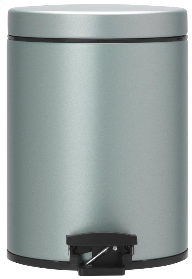 Afbeelding van Brabantia pedaalemmer 5 l metallic mint from ColliShop