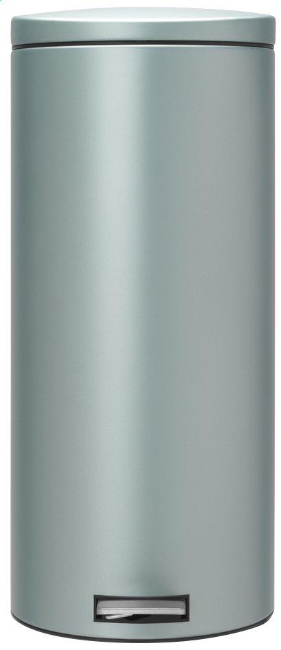 Afbeelding van Brabantia pedaalemmer 30 l metallic mint from ColliShop