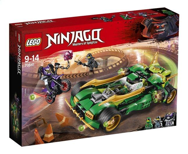 Afbeelding van LEGO Ninjago 70641 Ninja Nachtracer from ColliShop