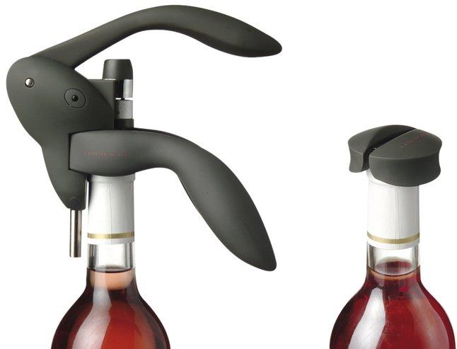 Image pour Atelier du Vin Tire-bouchon et accessoires Classic anthracite à partir de ColliShop