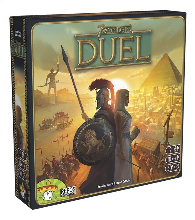 Image pour 7 Wonders - Duel à partir de ColliShop