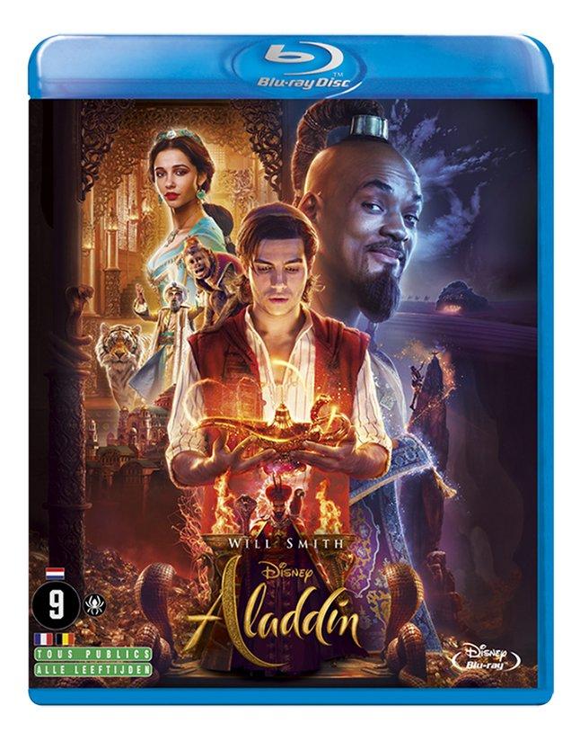 Image pour Blu-ray Aladdin (2019) à partir de ColliShop