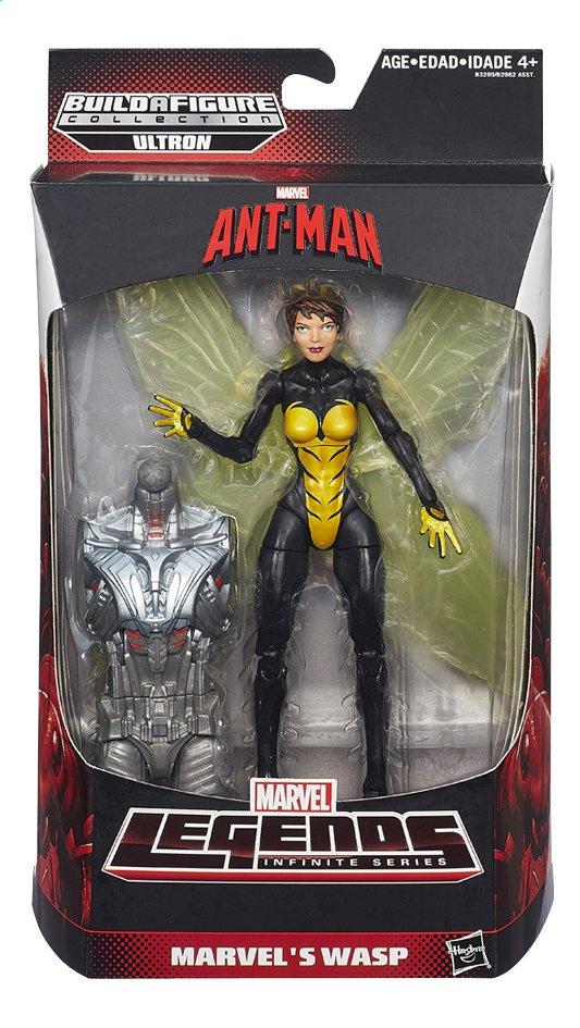 Image pour Set Ant-Man Legends Infinite Series Marvel's Wasp à partir de ColliShop