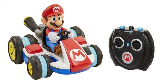 Afbeelding van Auto RC Mario Kart Mini Racer from ColliShop