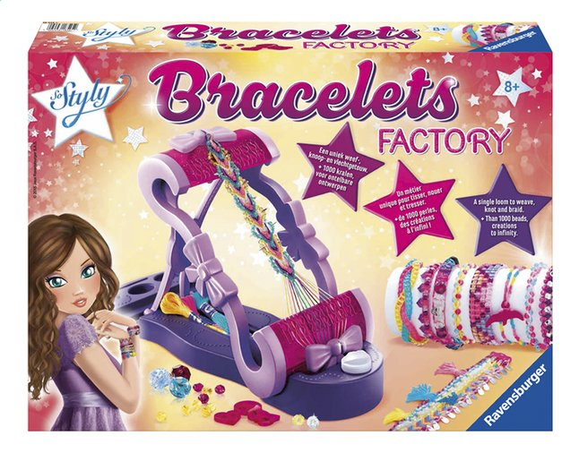 Afbeelding van Ravensburger So Styly Bracelets Factory from ColliShop