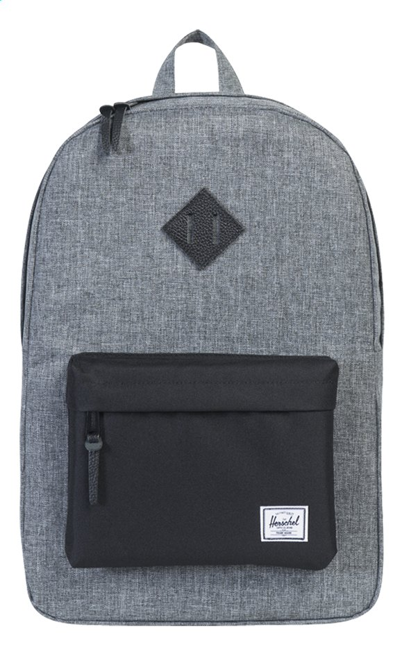 Afbeelding van Herschel rugzak Heritage Raven Crosshatch/Black from ColliShop
