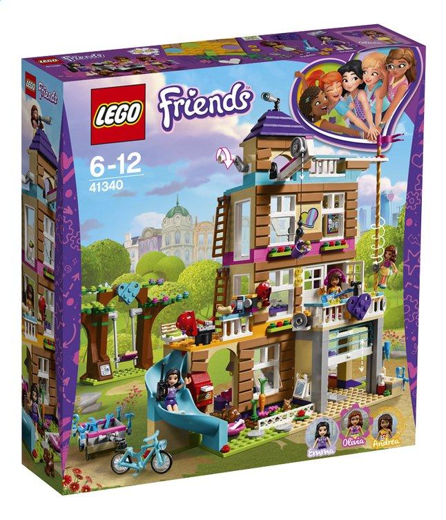 Afbeelding van LEGO Friends 41340 Vriendschapshuis from ColliShop